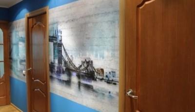 Фотообои в коридор Тауэрский Мост