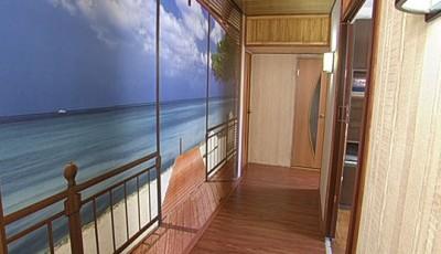 Фотообои в коридор океан