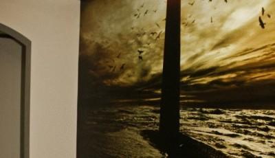 фотообои для прихожей маяк