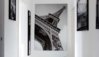 фотообои в прихожую Эйфелева башня