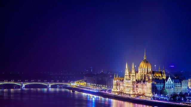 """""""Жемчужина"""" Венгрии - Будапешт"""