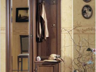 Обои для прихожей в квартире: правильная отделка стен