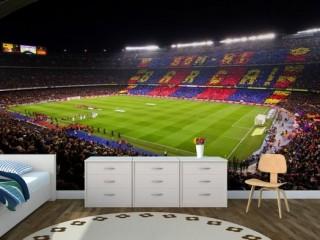 Фотообои спортивной тематики: футбол и другие