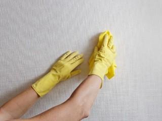 Чем и как мыть моющие обои