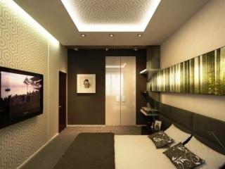 Обои для маленькой спальни: какие выбрать