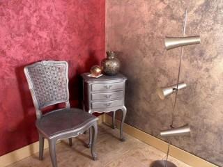 Венецианские обои для стен под штукатурку