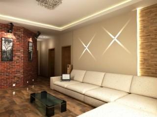 Интерьер в стиле лофт: дизайн обоев для квартиры и дома