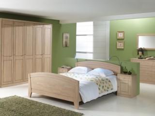 Экологически чистые обои для спальни